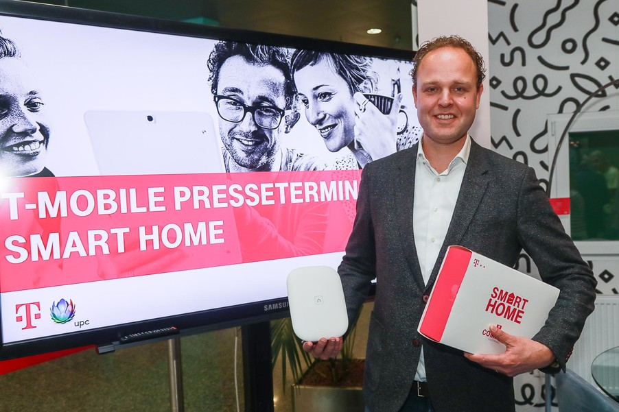 Bild 3 | Pressetermin Smart Home von T-Mobile