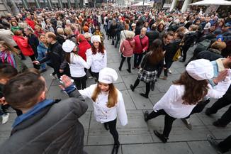 Bild 2 | Faschingseröffnung der Wiener Tanzschulen in der Wiener Innenstadt