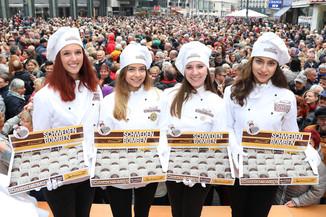 Bild 3 | Faschingseröffnung der Wiener Tanzschulen in der Wiener Innenstadt