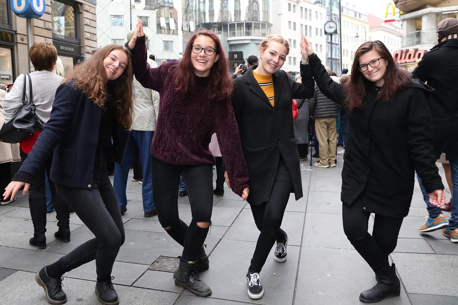 Bild 9 | Faschingseröffnung der Wiener Tanzschulen in der Wiener Innenstadt