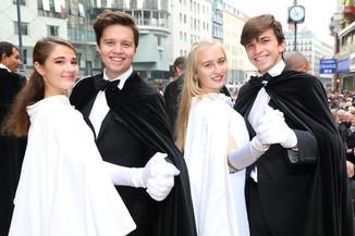 Bild 10 | Faschingseröffnung der Wiener Tanzschulen in der Wiener Innenstadt