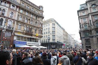 Bild 13 | Faschingseröffnung der Wiener Tanzschulen in der Wiener Innenstadt