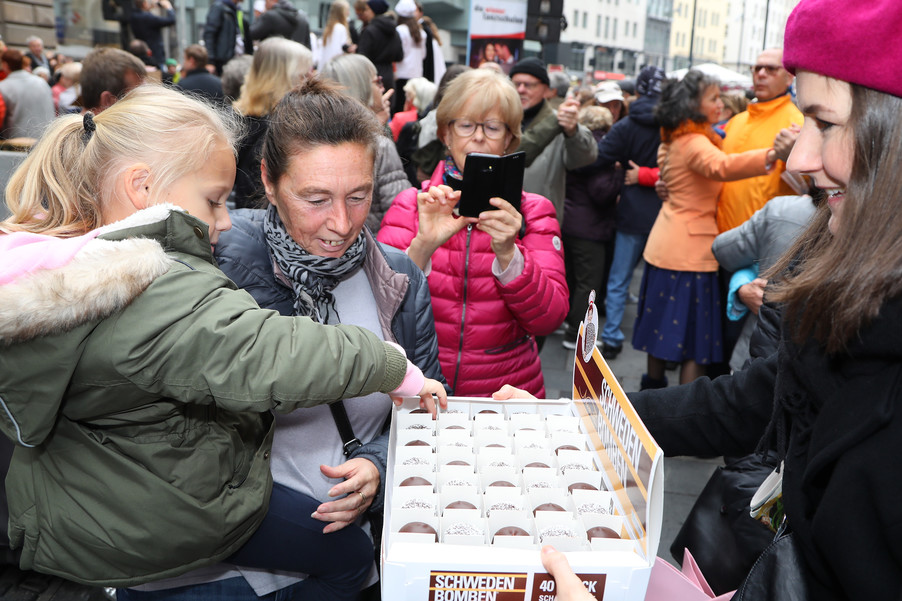 Bild 14 | Faschingseröffnung der Wiener Tanzschulen in der Wiener Innenstadt
