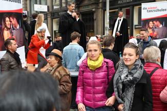 Bild 22 | Faschingseröffnung der Wiener Tanzschulen in der Wiener Innenstadt