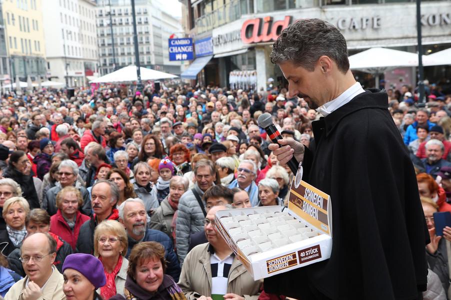 Bild 23 | Faschingseröffnung der Wiener Tanzschulen in der Wiener Innenstadt