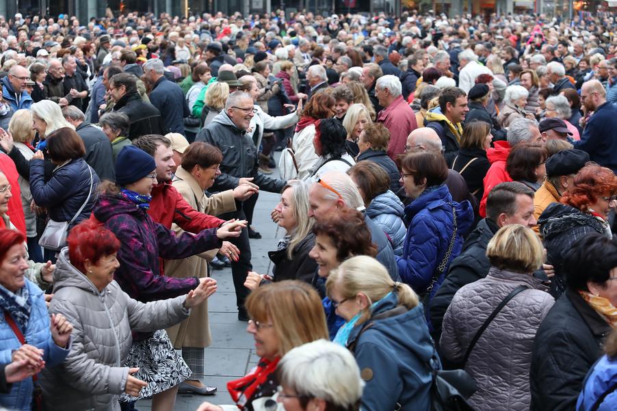 Bild 24 | Faschingseröffnung der Wiener Tanzschulen in der Wiener Innenstadt