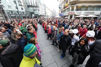 Bild 27 | Faschingseröffnung der Wiener Tanzschulen in der Wiener Innenstadt