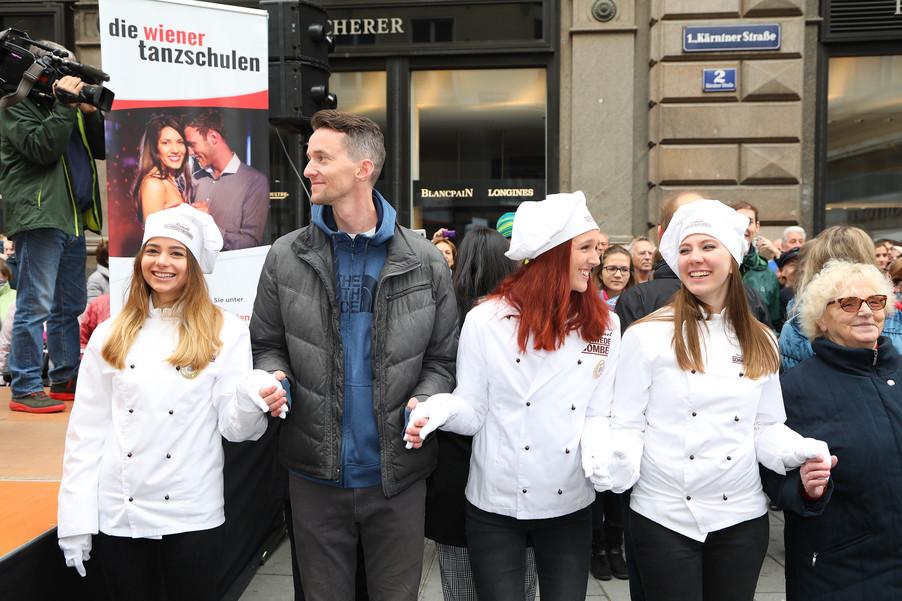 Bild 30 | Faschingseröffnung der Wiener Tanzschulen in der Wiener Innenstadt