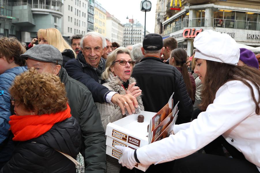 Bild 31 | Faschingseröffnung der Wiener Tanzschulen in der Wiener Innenstadt
