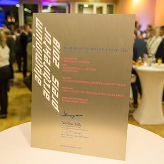 Bild 112 | Aluminium-Architektur-Preis 2018
