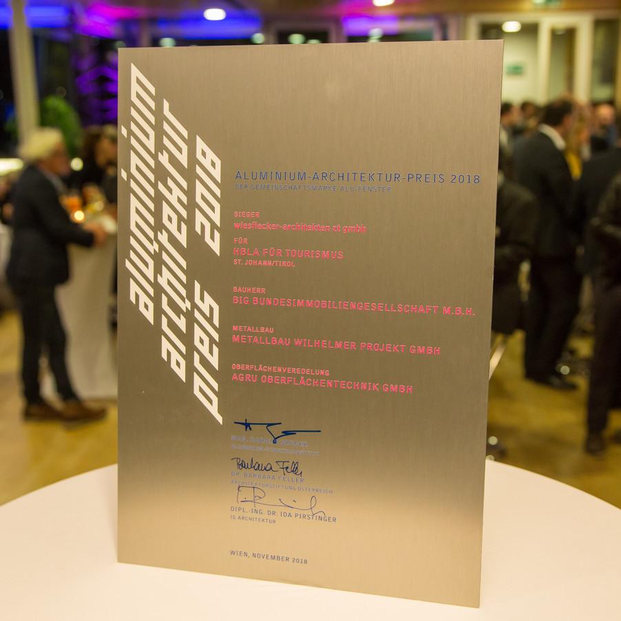 Bild 113 | Aluminium-Architektur-Preis 2018