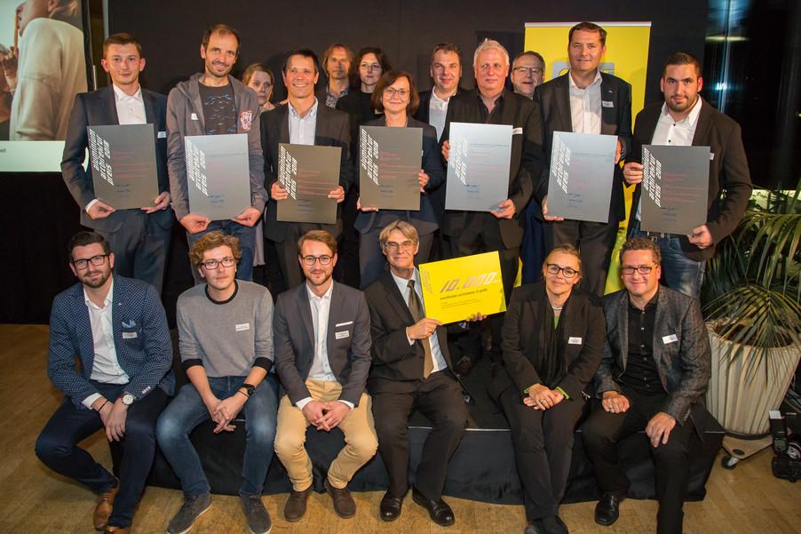 Bild 2 | Aluminium-Architektur-Preis 2018