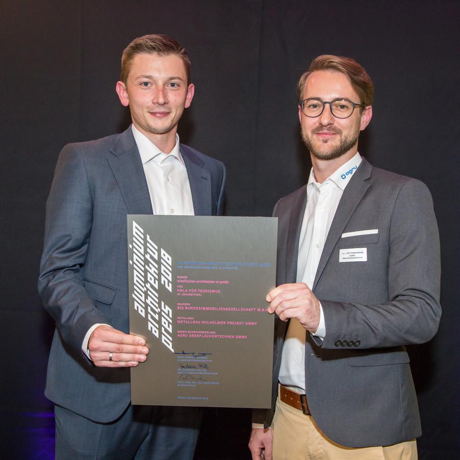 Bild 11 | Aluminium-Architektur-Preis 2018