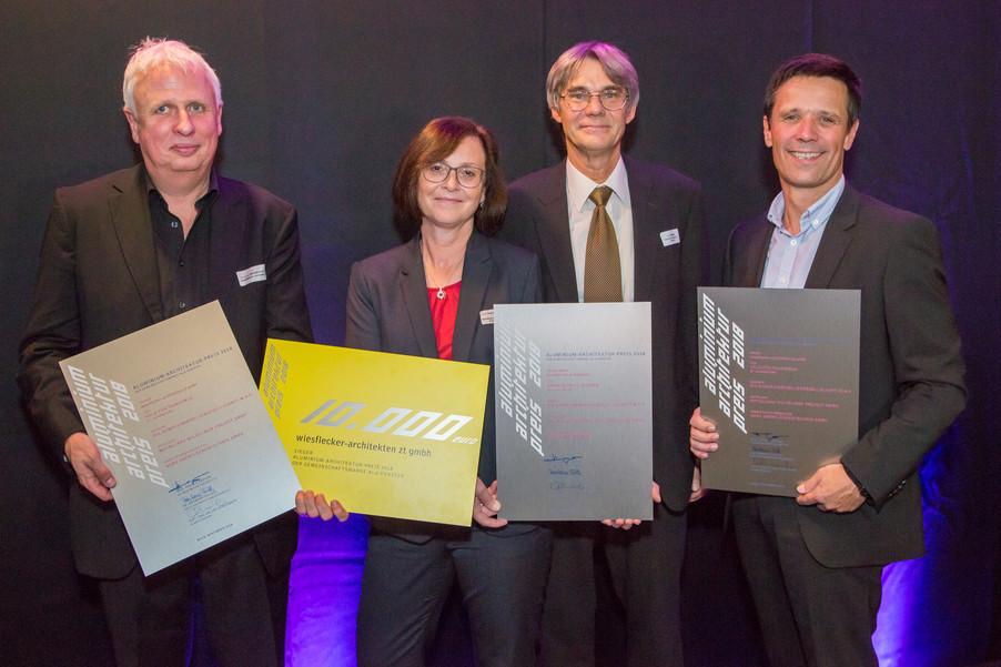 Bild 6 | Aluminium-Architektur-Preis 2018