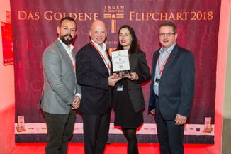 Bild 9 | Meet the Best –  Tagen in Österreich  verleiht die Goldenen Flipcharts  an die beliebtesten ...