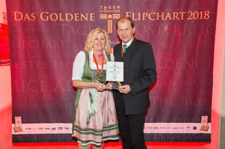 Bild 10 | Meet the Best –  Tagen in Österreich  verleiht die Goldenen Flipcharts  an die beliebtesten ...