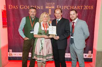 Bild 11 | Meet the Best –  Tagen in Österreich  verleiht die Goldenen Flipcharts  an die beliebtesten ...