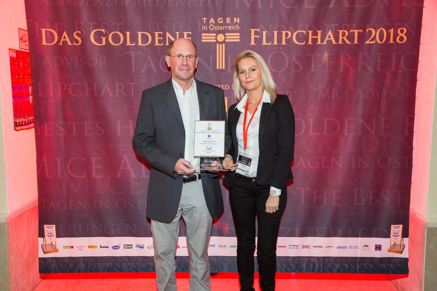 Bild 14 | Meet the Best –  Tagen in Österreich  verleiht die Goldenen Flipcharts  an die beliebtesten ...