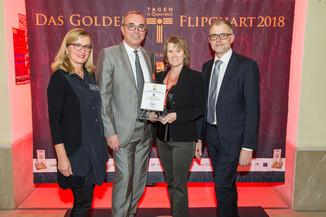 Bild 15 | Meet the Best –  Tagen in Österreich  verleiht die Goldenen Flipcharts  an die beliebtesten ...