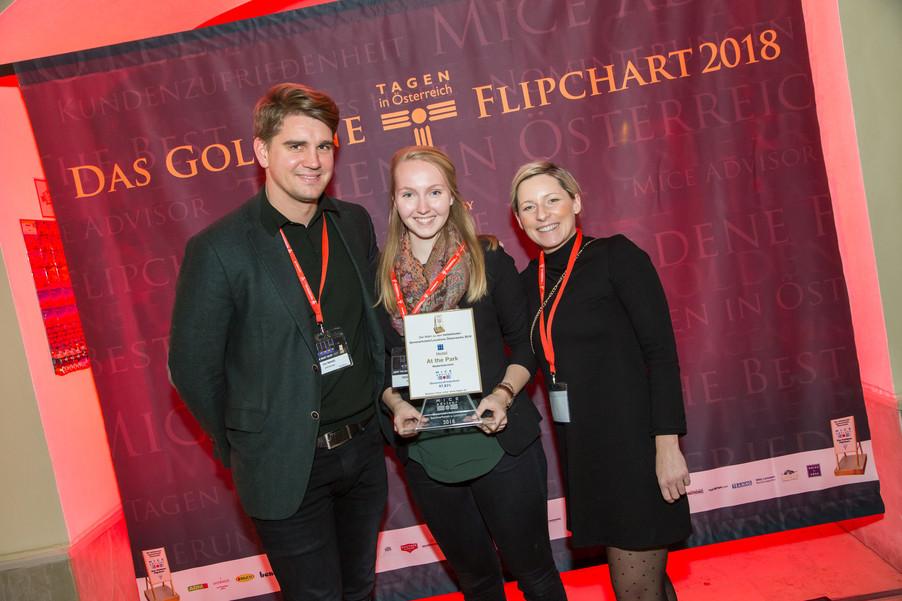 Bild 19 | Meet the Best –  Tagen in Österreich  verleiht die Goldenen Flipcharts  an die beliebtesten ...