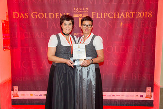 Bild 21 | Meet the Best –  Tagen in Österreich  verleiht die Goldenen Flipcharts  an die beliebtesten ...
