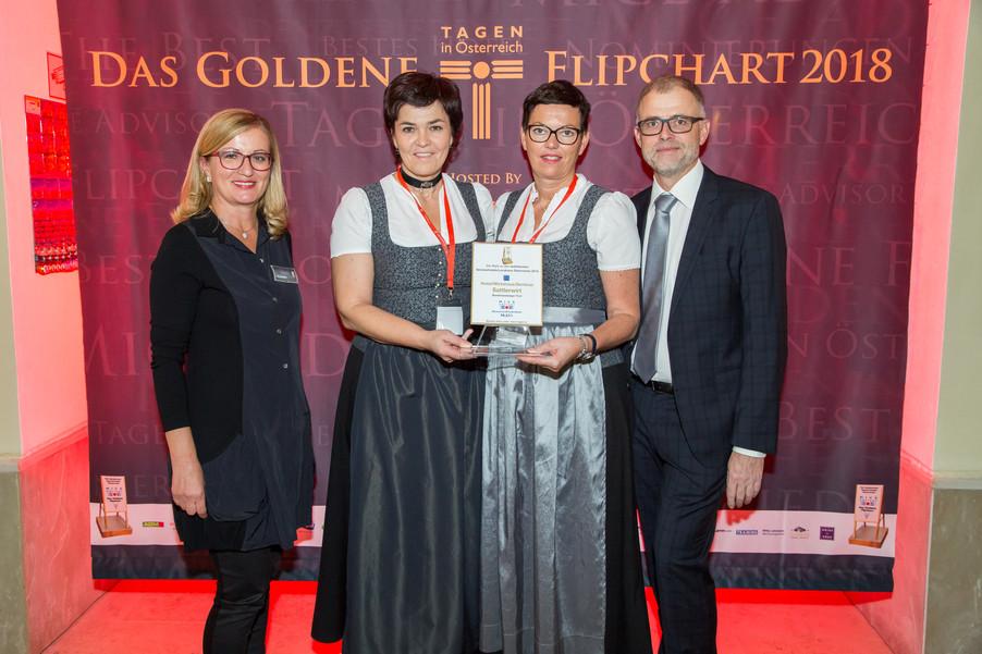 Bild 22 | Meet the Best –  Tagen in Österreich  verleiht die Goldenen Flipcharts  an die beliebtesten ...