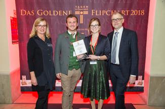 Bild 23 | Meet the Best –  Tagen in Österreich  verleiht die Goldenen Flipcharts  an die beliebtesten ...