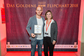 Bild 27 | Meet the Best –  Tagen in Österreich  verleiht die Goldenen Flipcharts  an die beliebtesten ...