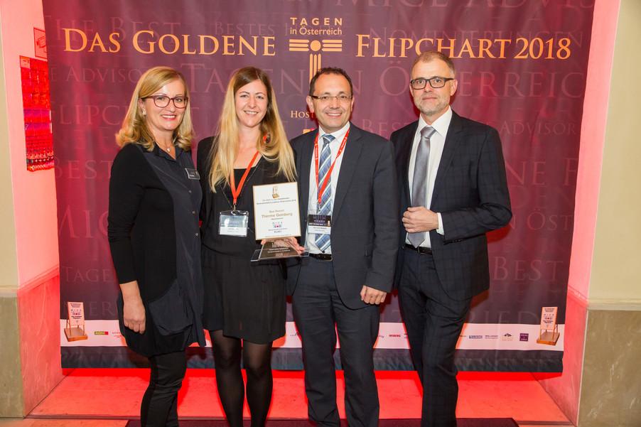 Bild 31 | Meet the Best –  Tagen in Österreich  verleiht die Goldenen Flipcharts  an die beliebtesten ...