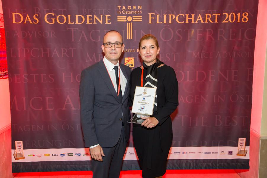 Bild 32 | Meet the Best –  Tagen in Österreich  verleiht die Goldenen Flipcharts  an die beliebtesten ...