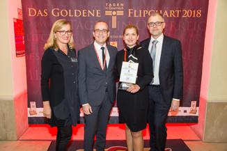 Bild 33 | Meet the Best –  Tagen in Österreich  verleiht die Goldenen Flipcharts  an die beliebtesten ...