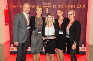 Bild 3 | Meet the Best –  Tagen in Österreich  verleiht die Goldenen Flipcharts  an die beliebtesten ...