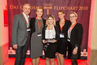 Bild 4 | Meet the Best –  Tagen in Österreich  verleiht die Goldenen Flipcharts  an die beliebtesten ...
