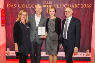 Bild 6 | Meet the Best –  Tagen in Österreich  verleiht die Goldenen Flipcharts  an die beliebtesten ...