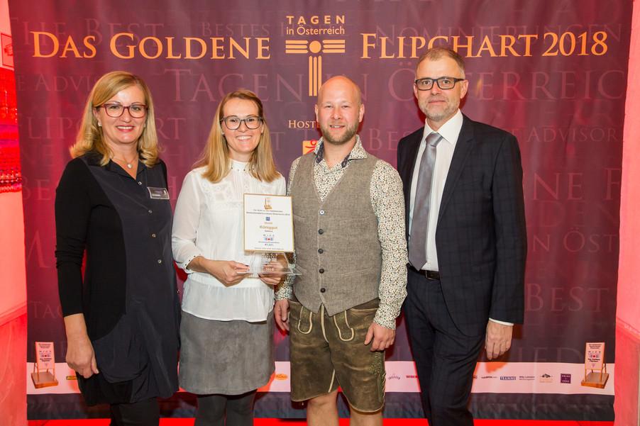 Bild 35 | Meet the Best –  Tagen in Österreich  verleiht die Goldenen Flipcharts  an die beliebtesten ...