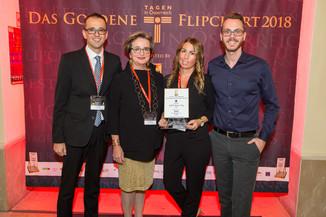 Bild 37 | Meet the Best –  Tagen in Österreich  verleiht die Goldenen Flipcharts  an die beliebtesten ...