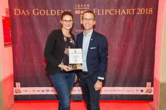 Bild 39 | Meet the Best –  Tagen in Österreich  verleiht die Goldenen Flipcharts  an die beliebtesten ...