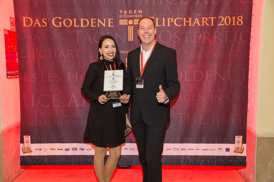 Bild 40 | Meet the Best –  Tagen in Österreich  verleiht die Goldenen Flipcharts  an die beliebtesten ...