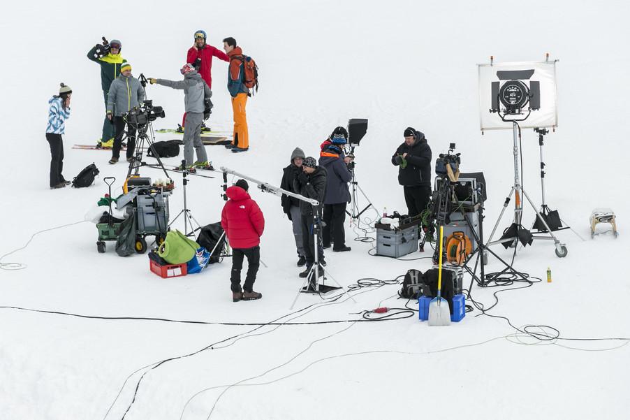 Bild 74   Wettergipfel 2018 - Hauptdrehtag