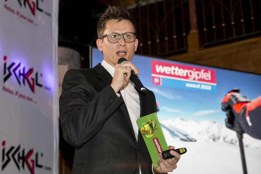 Bild 29 | Wettergipfel 2018 - Award Abend