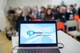 Bild 1 | Mediencamp 2018