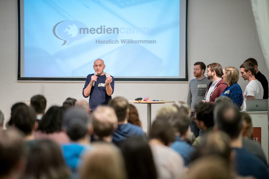 Bild 2 | Mediencamp 2018