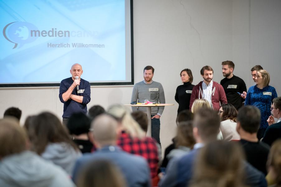 Bild 62 | Mediencamp 2018
