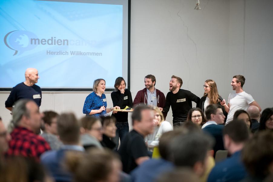 Bild 77 | Mediencamp 2018