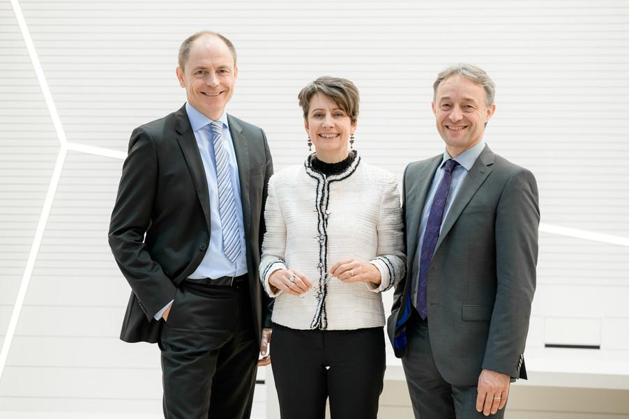 Bild 1   Vorstand Infineon Technologies Austria AG