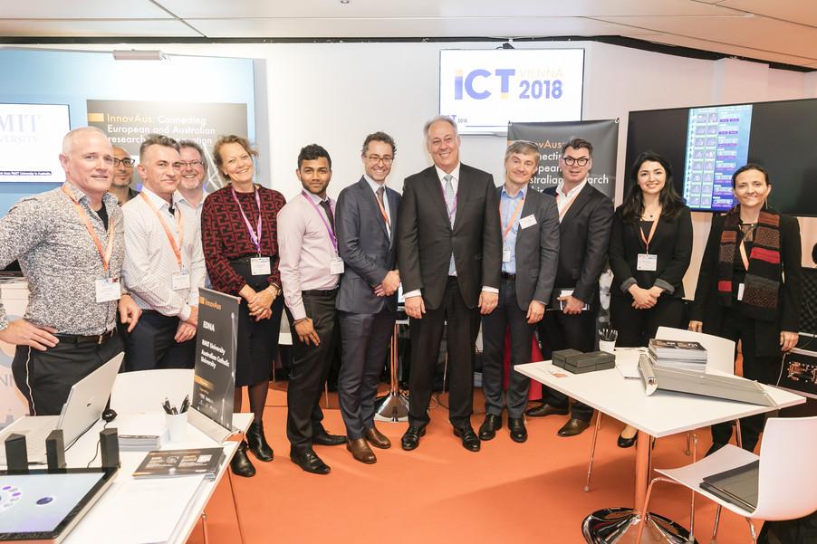 Bild 12 | EPIC @ ICT 2018 Vienna