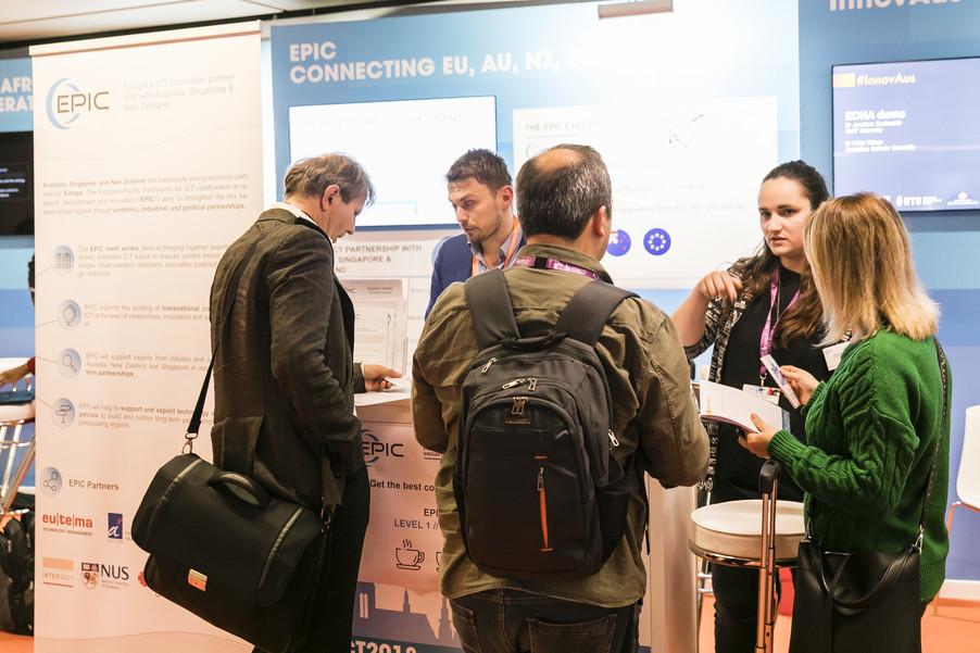Bild 26 | EPIC @ ICT 2018 Vienna