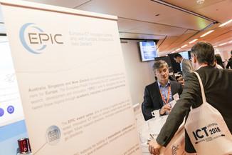 Bild 28 | EPIC @ ICT 2018 Vienna