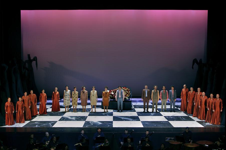 Bild 25 | Maximilian - Musiktheater Uraufführung