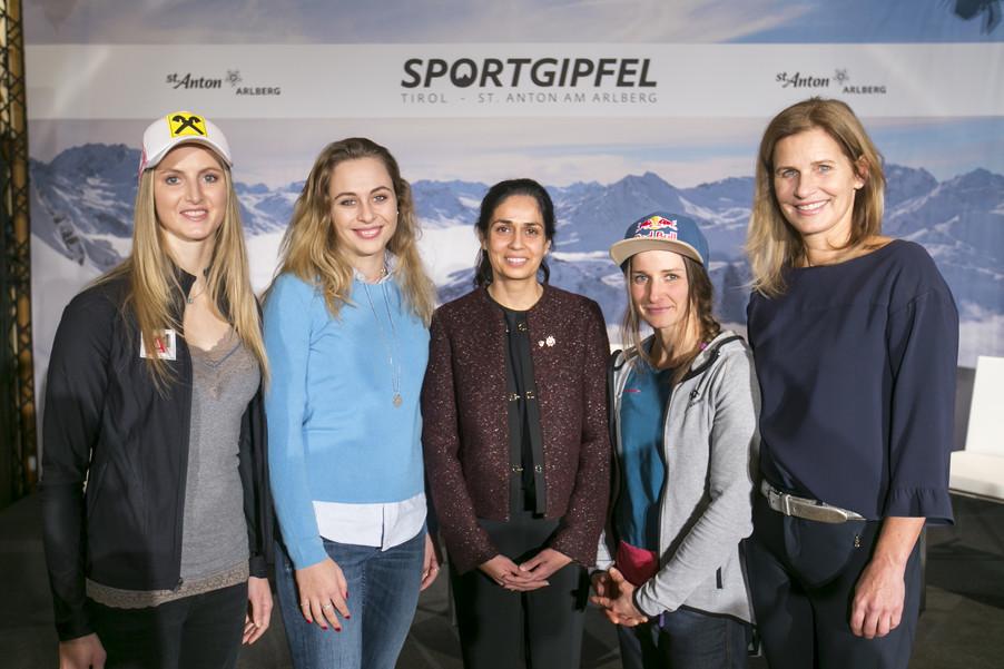 Bild 5   1. Sportgipfel Tirol - St. Anton am Arlberg
